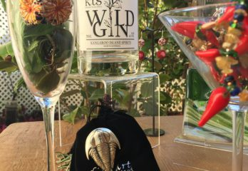 Christmas gift solutions include sterling silver artisan jewellery and award winning Kangaroo Island gin from KI Spirits